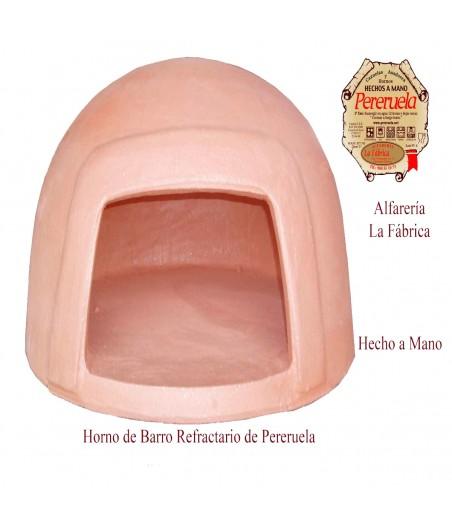 Horno básico barro refractario