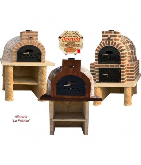 Mesa salomónica para horno