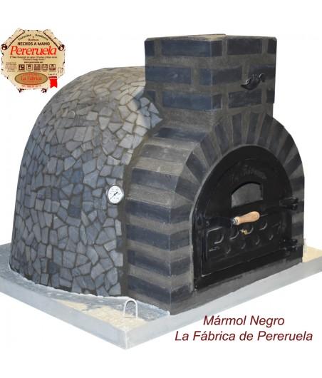 la fabrica de pereruela horno en mármol negro